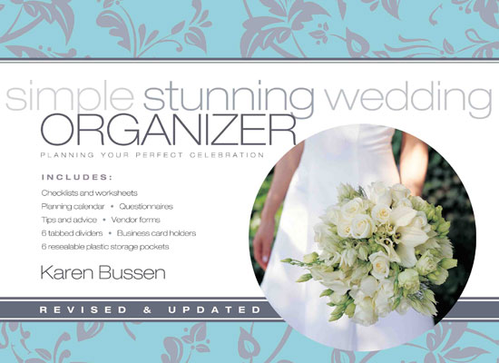 Wedding Organizer Giveaway - Book
