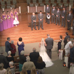 Wedding Party - River Hills Baptist Church wedding