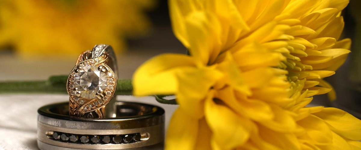 Kara Beth Wedding Rings at San Patricio County Fairgrounds